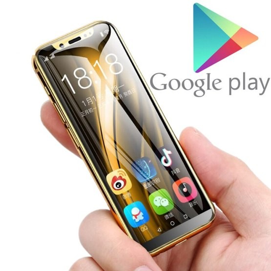 """Support Google play MTK6580 Quad Core android 8.1 3G smartphone 3.5"""" small mini mobile phone 2GB RAM 16GB ROM Dual sim K-TOUCH"""