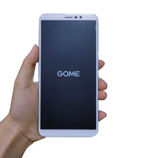 Gome C72 4G LTE Smartphone 5.99 inch 4GB 64GB MT6763T Octa Core 3500mAh Fingerprint Mobile Phone Student Fashionable Phones