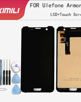 5.0 inch For Ulefone Armor 2 LCD Display Touch Screen Digitizer Assembly Repair Parts For Armor2 armor 2s smartphone +tools