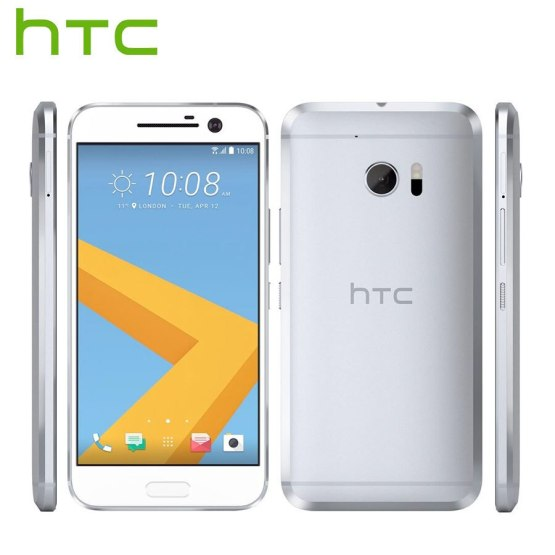 Original HTC 10 Lifestyle LTE 4G Android Mobile Phone 5.2 inch 3GB+64GB Snapdragon 652 Octa Core 12MP Fingerprint Smartphone