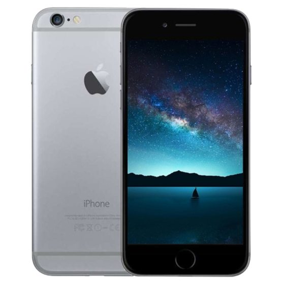 used Phone Apple iPhone 6 Dual Core 1GB RAM 4.7 inch IOS Phone 8.0 MP Camera 4G LTE 16 GB ROM Smartphone
