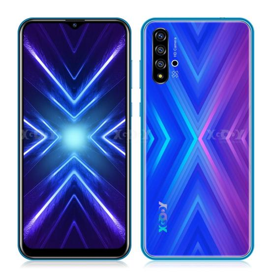 XGODY X30 3G mobile phones 2 RAM 16 ROM 6.53'' 5MP camera 3000mAh XGODY X30 3G mobile phones 2 RAM 16 ROM 6.53'' 5MP camera 3000mAh smartphone GPS cellular phone Dual SIM Android 9.0 CellPhone.