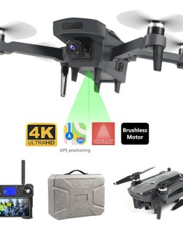 1.8km 1800 4k 5G Long Range Profissional Drone with Brushless Motor 4k Gps Drone Dual Camera Foldable Kit Follow Me