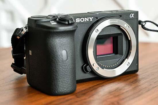 Sony Alpha A6600 Mirrorless Digital Camera WI-Fi Bluethooth Body Only