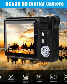 2.7Inch TFT LCD HD Screen Digital Camera Anti-Shake Face Detection Camcorder VDX99
