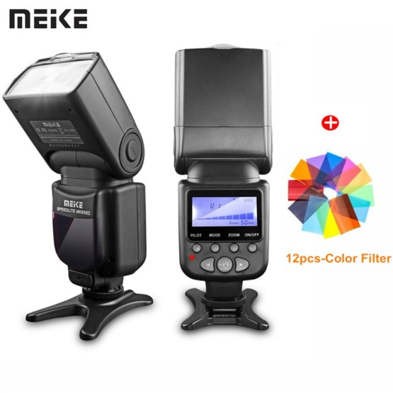 Meike Brand MK-930 II Flash Light Speedlite For Nikon Canon Meike Brand MK-930 II Flash Light Speedlite For Nikon Canon Like D5300 Dslr Camera Speedlight As Yongnuo YN-560 II Flashlight