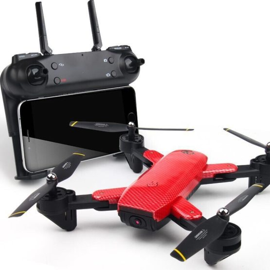 New Camera Drone With 4K Camera Dron Optical Flow Positioning Quadrocopter Altitude Hold FPV Quadcopters Folding RC Helicopter