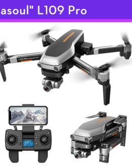 Easoul L109 L109Pro RC Drone HD 4K Camera 2AXIS Gimbal GPS 5G FPV 1.2km 25min Flight Brushless Motor RC Quadcopter Helicopter
