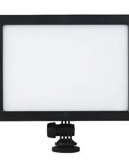 LED Video Light LCD Multicolor & Dimmable DSLR Studio LED Light Lamp Panel for Camera DV Camcorder RGB Atmosphere Light