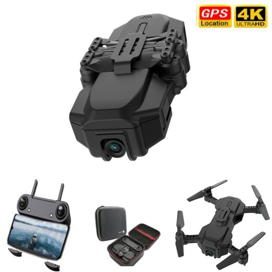 New GPS WIFI FPV Drone With 4K HD Camera 25 Mins Flight Time RC Drone Quadcopter Off-Point Flying Photos Video Dron Helicopter