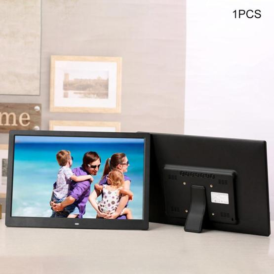Backlight HD Digital Photo Frame Electronic Album 15 inch Screen LED Backlight HD Digital Photo Frame Electronic Album Photo Music Film Full Function Good Gift