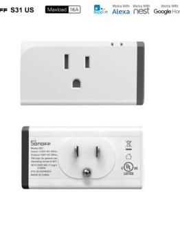 Wifi Sensible Socket Sensible Residence Power Consumption Measure Monitor Energy Usage App