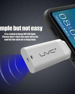 Mobile phone disinfection light UVC LED uv sterilizer uv light sterilizer UV lamp uv sanitizer disinfectant uvc lamp sterilizer