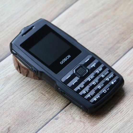 Cheap Mobile Phone ODSON Bar 2G GSM Mini Plastic Supper Light Torch Slim Camera Dual Sim Whatsapp Large Key Small Cellphone