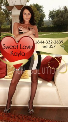 Sweet Lovin Kayla 1844-33-CANDY ext 357