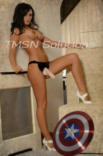 marvel, capt america, black widow, phone sex, strapon, strap-on, pegging,