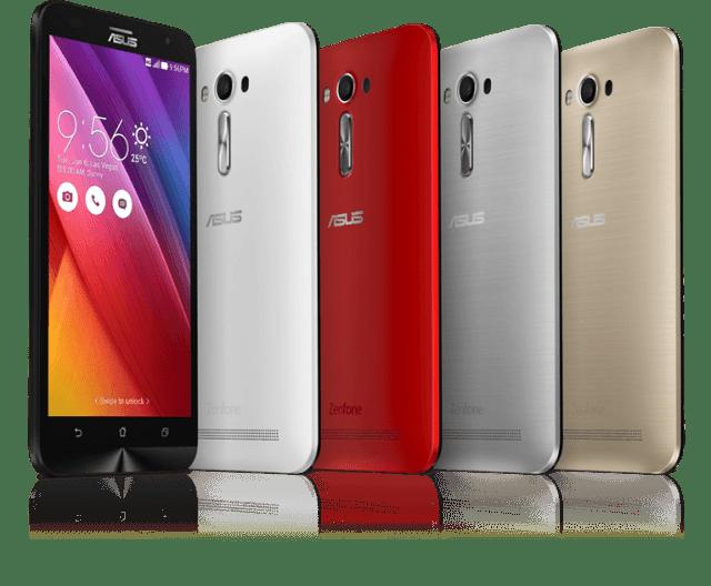 ASUS Zenfone 2 Laser 5.5