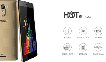infinix hot 4 image