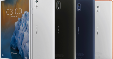 Nokia3 price in nigeria