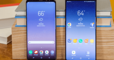 samsung galaxy s8 and note 8
