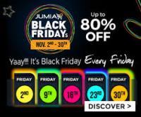 Jumia Black Friday banner