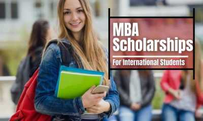 Best MBA Scholarships In USA For International Students