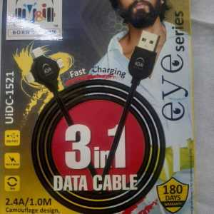 UiDC-1521 Data Cable 3 in 1