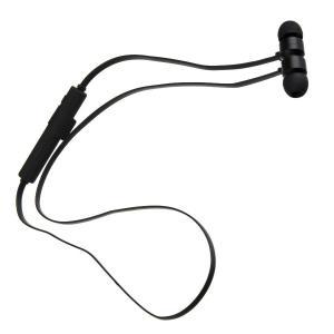 Wireless earphones Kitsound Ribbon Bluetooth Black Phones Rescue Bournemouth
