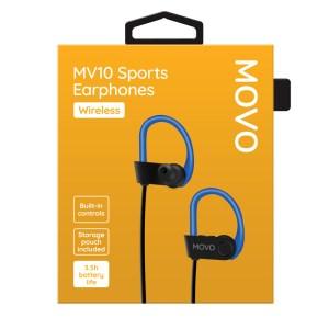 MOVO MV10 Wireless Sports Earphones