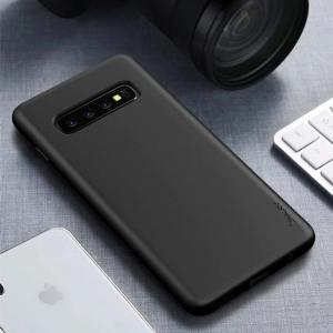 Yellow Samsung S10 G973 Liquid Silicone Soft Case
