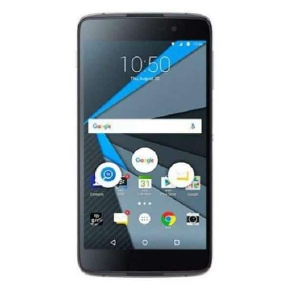 BlackBerry DTEK50 front