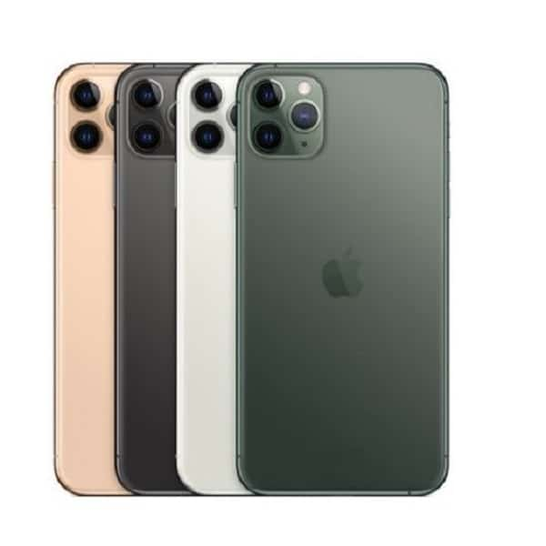 Apple iPhone 11 Pro Max Colors