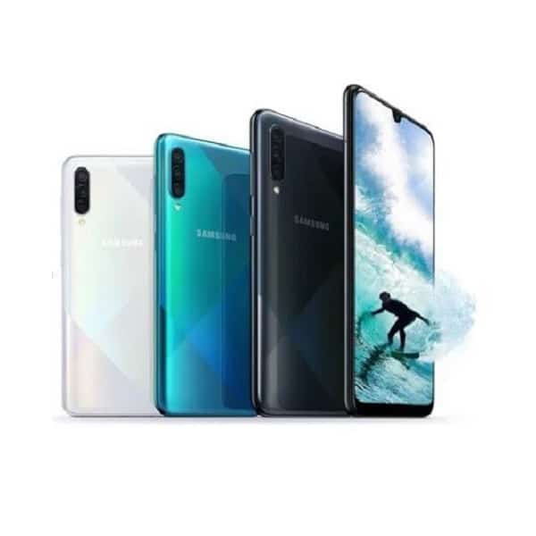 Samsung Galaxy A50s Colors