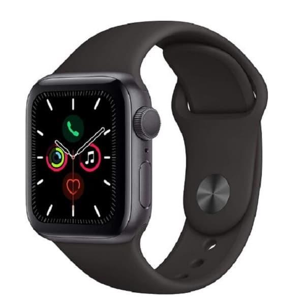Apple Watch Series 5 40mm black