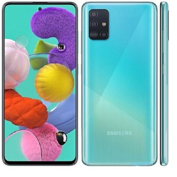 Samsung Galaxy A51 Blue