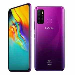 Infinix Hot 9 Violet