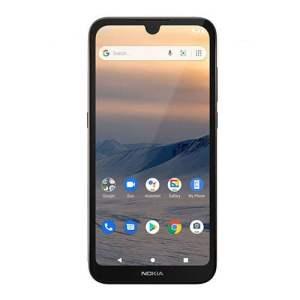 Nokia 1.3 front Display