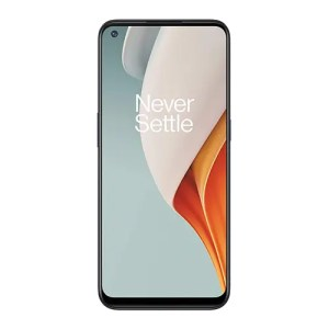 Oneplus nord N100 front Display