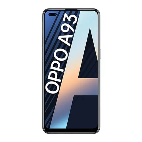 OPPO A93 front Display