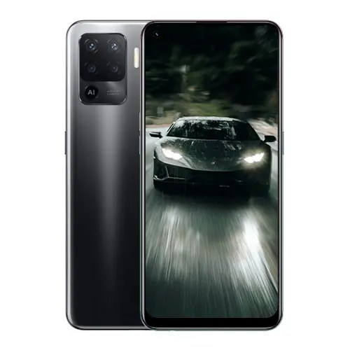 OPPO A94 Front Display and Black back