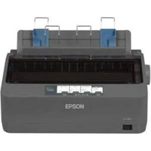Epson LX-350 Impact Printer Front Display