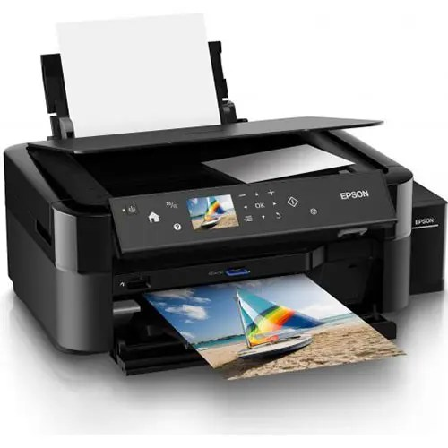 Epson L850 All-in-One Printer Front Open Display