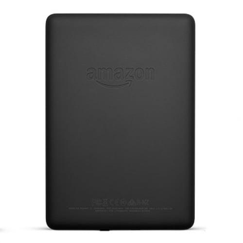 Amazon Kindle Paperwhite !0th Gen Back Display Black