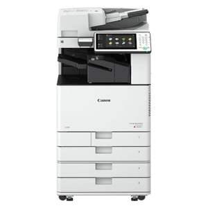 Canon imageRUNNER ADVANCE C3520i Printer Front Display