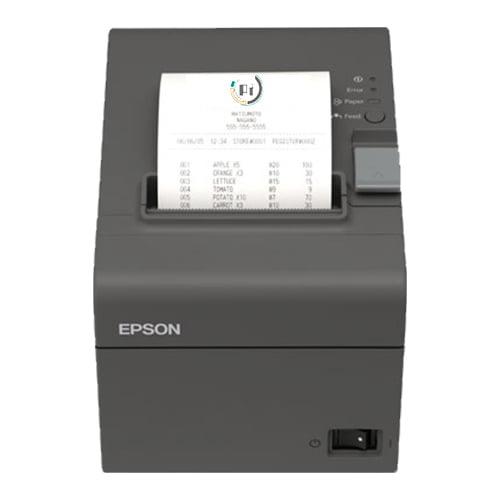 Epson TM-T20II POS Receipt Printer Front Display