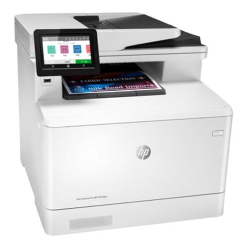 HP Color LaserJet Pro MFP M479dw Front Display White
