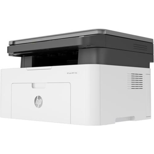 HP Laser MFP 135a Printer Front Side Display
