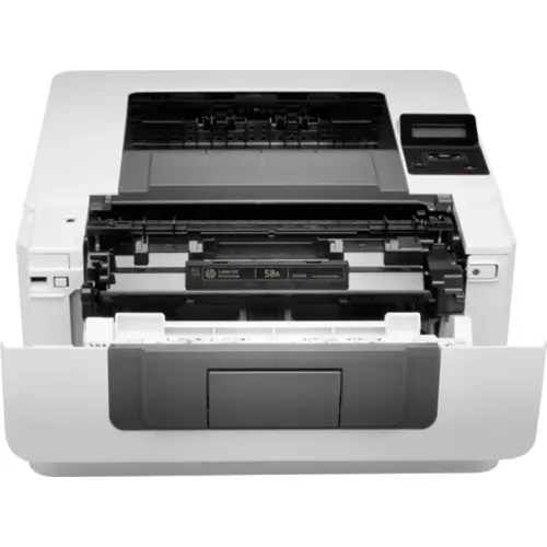 HP LaserJet Pro M404dn Printer Front Open Display