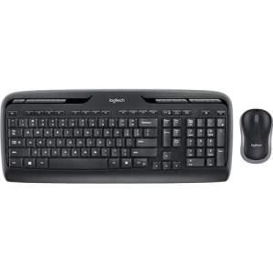 Logitech MK330 Wireless Keyboard and Mouse