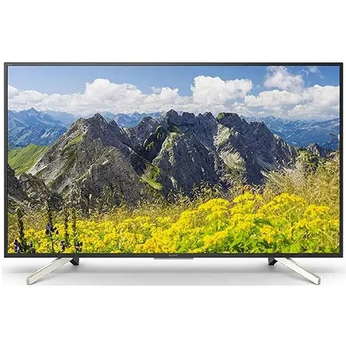 """Sony [55X7500] 55"""" inch 4K Ultra HD with HDR Smart TV Front Display"""
